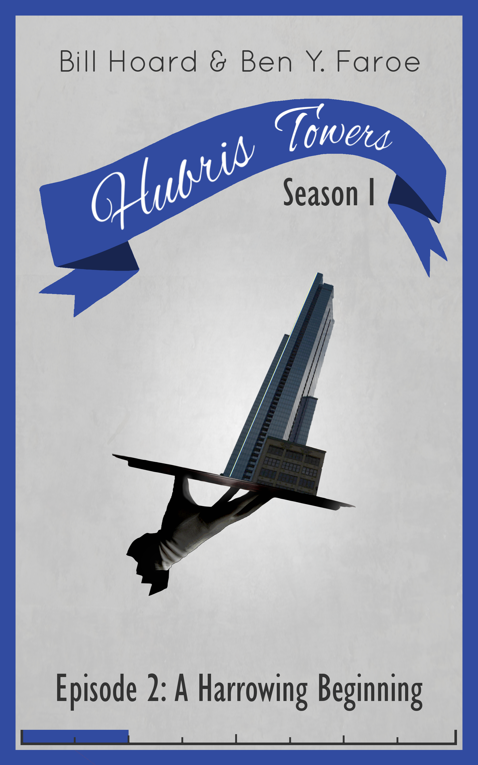 Hubris Towers S01E02 Cover 1.1